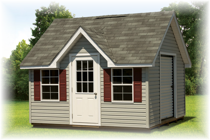 Mini Barns Storage Sheds Garages Playhouses Etc
