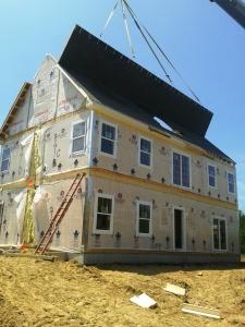 C home SH lifting roof