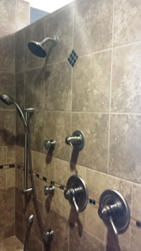 our shower heads