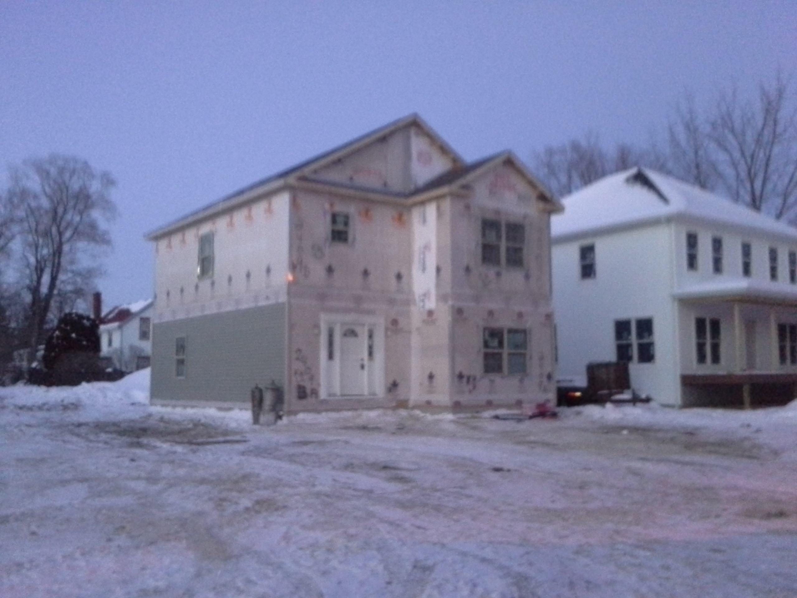 Downtown south haven home example of system built vs - Modular home vs stick built ...