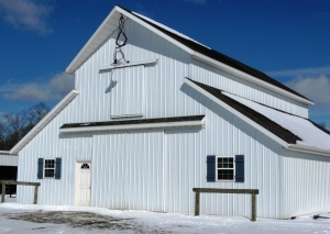 barn for ad