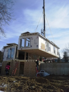 How Modular Homes Are Assembled.........