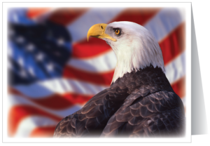 Fourth-Of-July-Flag-And-Eagle-1