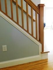 stairway ballusters